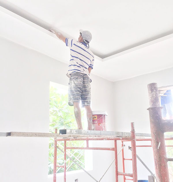 Các hạng mục sửa chữa nhà tại Bình Dương