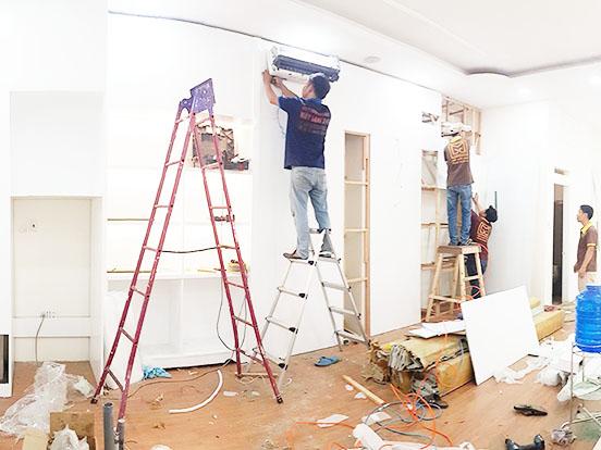 Quy trình sửa chữa nhà tại Thủ Dầu Một