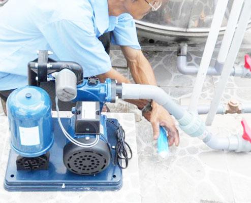 Sửa chữa máy bơm tại Biên Hoà