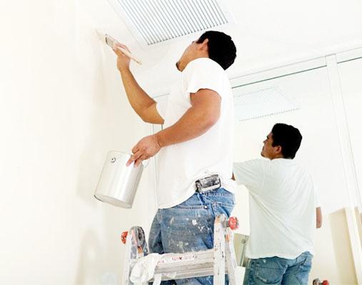 dịch vụ sơn nhà chuyên nghiệp