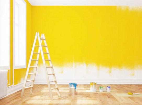 chia sẻ kinh nghiệm cần có khi sơn nhà